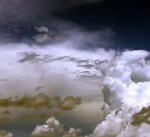 A Storm In The Skyline by yellowfintuna