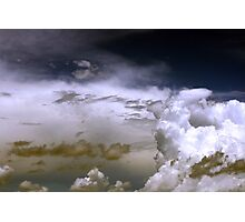 A Storm In The Skyline Photographic Print