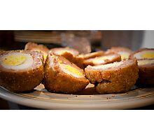 Scotch Eggs Photographic Print