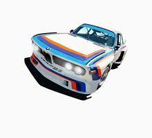 BMW E9 CSL Batmobile - Works Livery Unisex T-Shirt