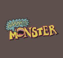 Aaahh!!! Real Monsters Baby Tee