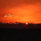 Cornish Sunset 01 by Peter Barrett