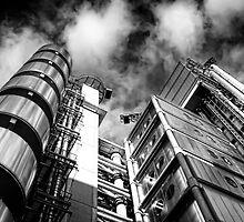 Lloyds of London by GIStudio