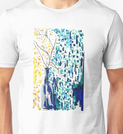 Fractured light Unisex T-Shirt