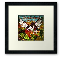 Stories of the Giving Man Framed Print