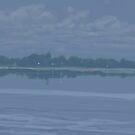 Misty River by Cary McAulay