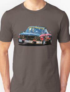 BMW E9 CSL Batmobile - Luigi Castrol Livery Unisex T-Shirt