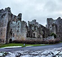 Bolton Castle  by Lilian Marshall