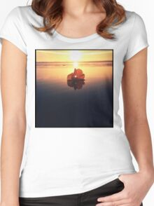 Through Nature's Lens Women's Fitted Scoop T-Shirt