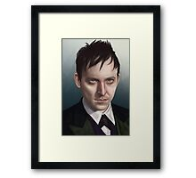 There Is A War Coming Framed Print