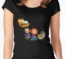 As Told by Ginger Women's Fitted Scoop T-Shirt