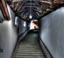 Stairs to Where? by Luke Griffin