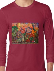 DECOPOLLAGE - Just too Much Fun Long Sleeve T-Shirt