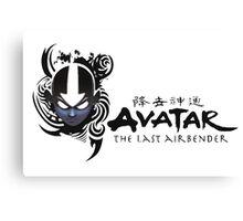 Avatar The Last Airbender Canvas Print