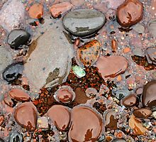Rocks of Lake Superior 3 by Jimmy Ostgard