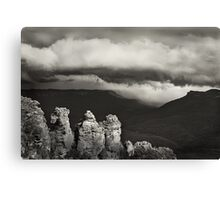 Stormy Thursday Canvas Print