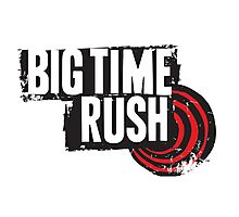 Big Time Rush Photographic Print