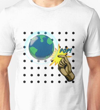 Don't Pop the Ozone Layer Unisex T-Shirt