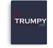 Trumpy 2016 Canvas Print