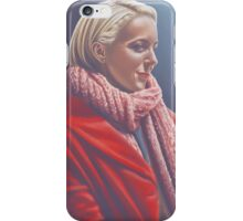 Mary Morstan iPhone Case/Skin