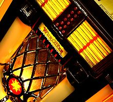 Wurlitzer Jukebox by Michael  Herrfurth