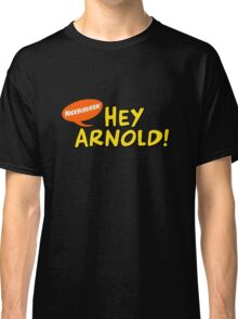 Hey Arnold! Classic T-Shirt
