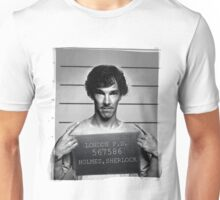 sher white Unisex T-Shirt