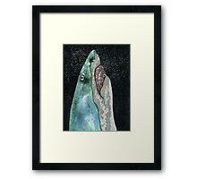 Monolith Framed Print