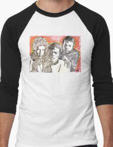 The Delfonics . Men's Baseball ¾ T-Shirt