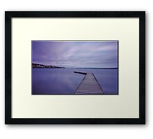 WEST KIRBY MERSEYSIDE Framed Print