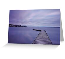 WEST KIRBY MERSEYSIDE Greeting Card