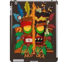 Tiki iPad Case/Skin