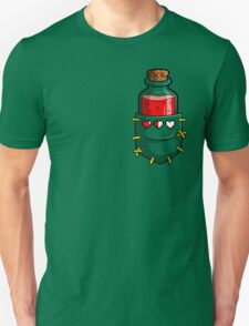 A Hero's Red Potion T-Shirt