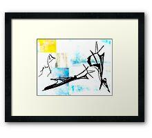 20150831 2 Framed Print