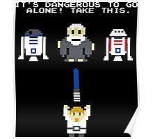 Zelda Wars Poster