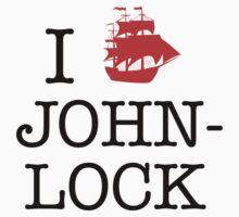 I Ship Johnlock by supersam18