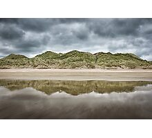 Dune Reflection Photographic Print
