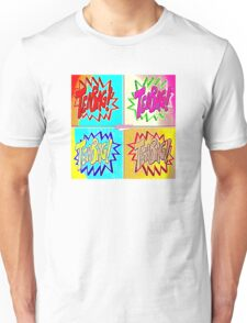 TEABAG HIT! Anachrotees' Design Unisex T-Shirt