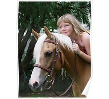 I Love My Pony! Poster