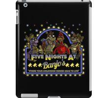Five Nights at Banjo's iPad Case/Skin