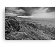 Binevenagh Storm Clouds Metal Print