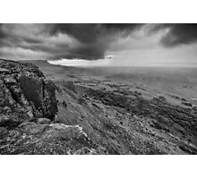 Binevenagh Storm Clouds Photographic Print