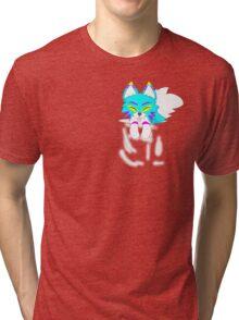 Pocket Buddy - Dipper Tri-blend T-Shirt