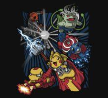 Avengermon! Kids Clothes