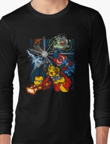 Avengermon! Long Sleeve T-Shirt