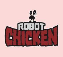 Robot Chicken One Piece - Short Sleeve