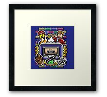 Everything is Awesome Mix Vol. 1 Framed Print