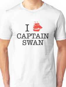 I Ship Captain Swan Unisex T-Shirt
