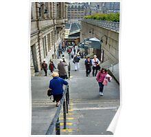 Waverley Steps Poster