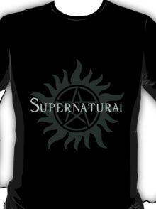 Supernatural Anti-Possession T-Shirt